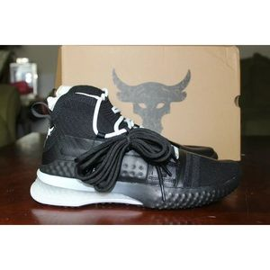 Under Armour Project The Rock 1 Delta Mens Size